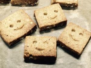 蕎麦クッキー